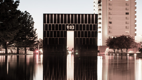 Oklahoma City National Memorial & Museum at Oklahoma