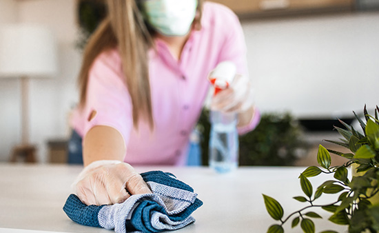 What enhanced cleaning measures are in place?