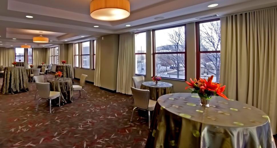 Sullivan Room at Colcord Hotel, Oklahoma