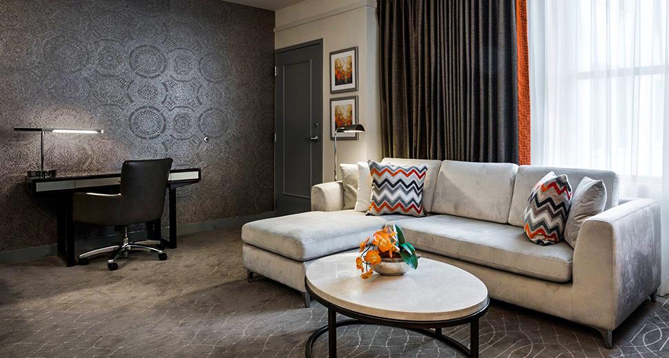 Colcord Suite of Colcord Hotel, Oklahoma